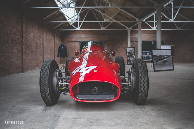 Ferrari 625 F1 | Sunday Scramble at Bicester Heritage April 2015 | Automotive Photography London